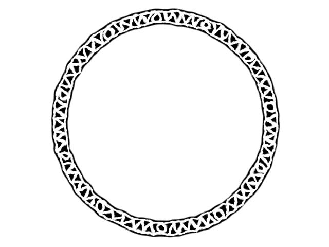frame circle 1