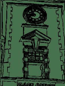 Post Office Clock