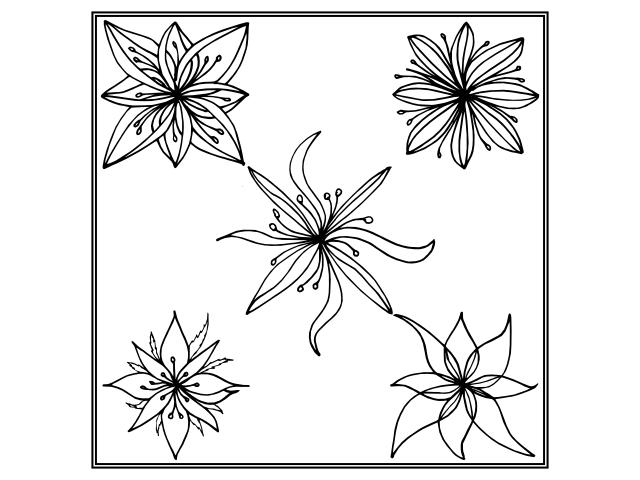 flower geo 1