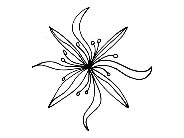 flower geo 10