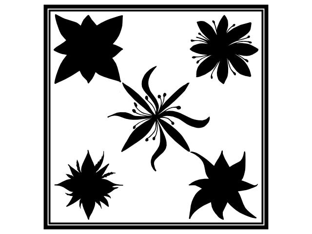 flower geo 2