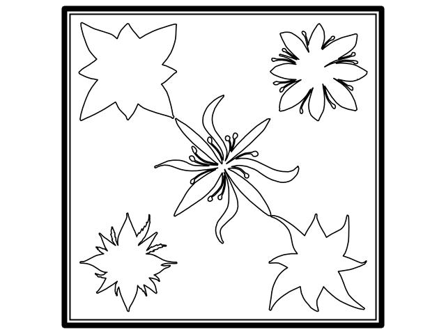 flower geo 3