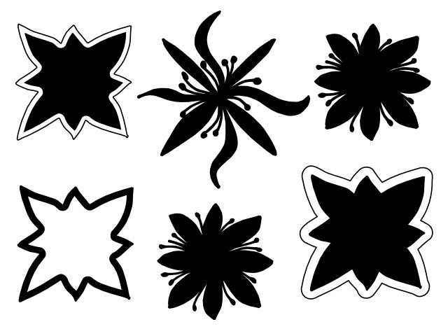 flower geo 4
