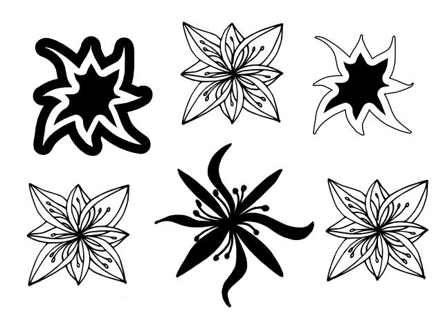 flower geo 5