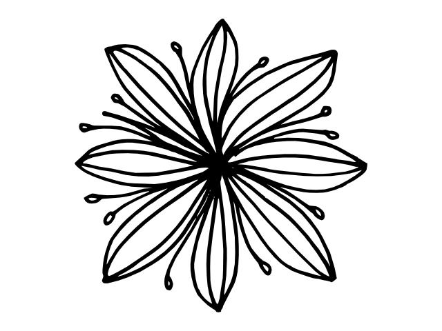 flower geo 7