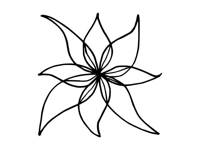 flower geo 9