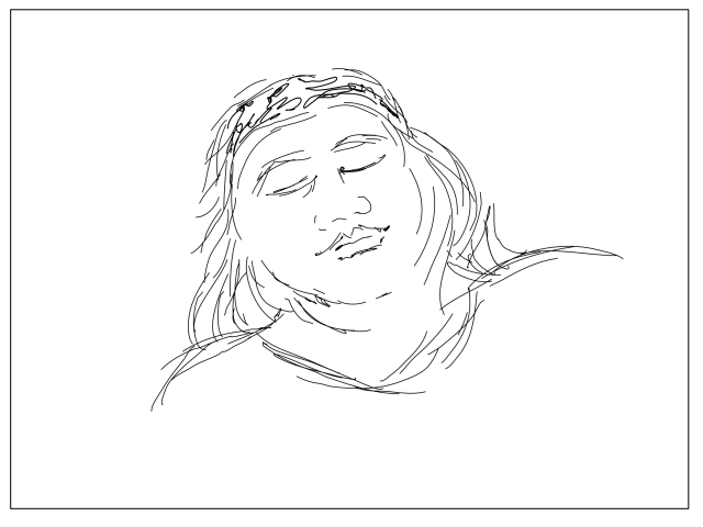 mama sleeps
