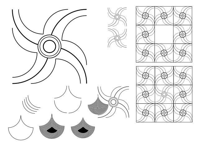 Geometric flipstar - the making of