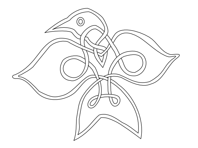 bird knot 4