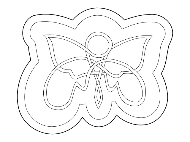 knotted butterfly 6