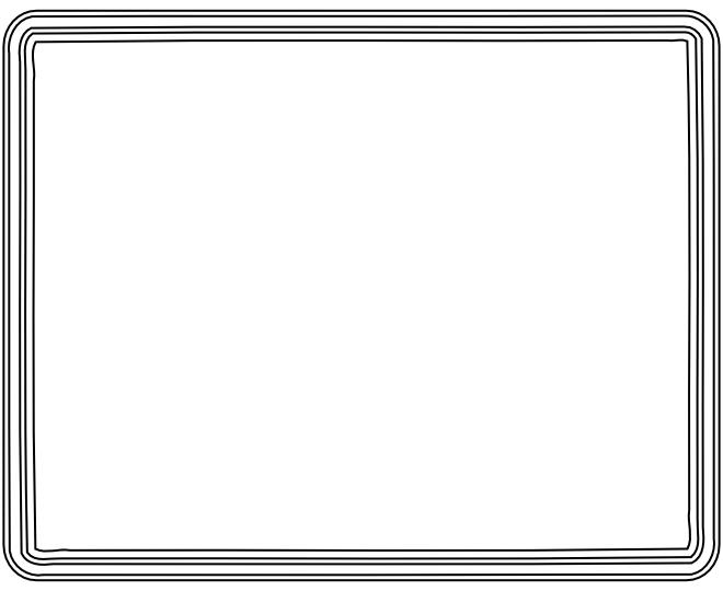 weekend blank frame 1