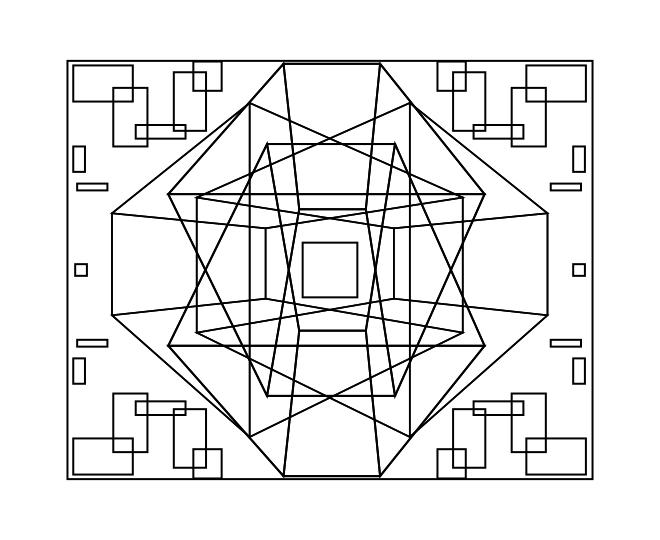 square 3D box
