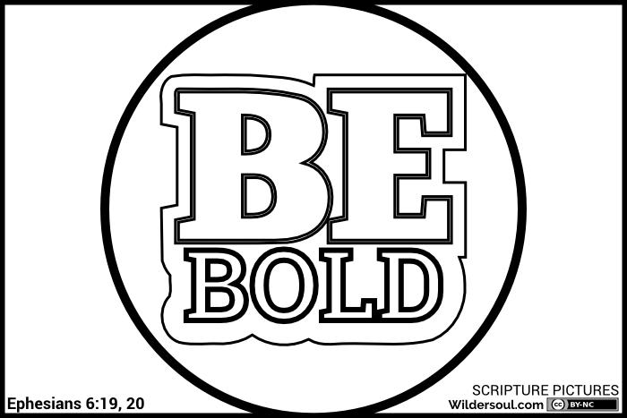 Be Bold 90dpi 700x467px